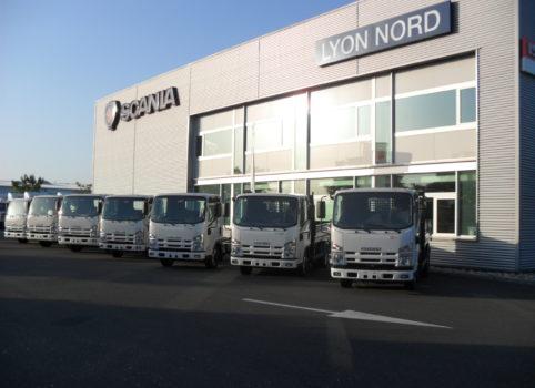 La certification D.O.S pour l'activité Vente et Réparation de véhicules lourds SCANIA
